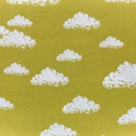 Tissu coton Petit rêve - nuage x 10cm