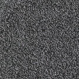 Tissu Maille Lurex - argent x 10cm