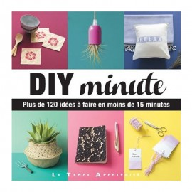"Book ""DIY minute"""