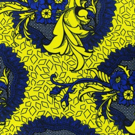 Tissu Wax - Ousmane x 10cm