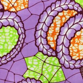 Tissu Wax - Raawiya x 10cm
