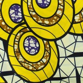 Wax print fabric - Inaya x 10cm