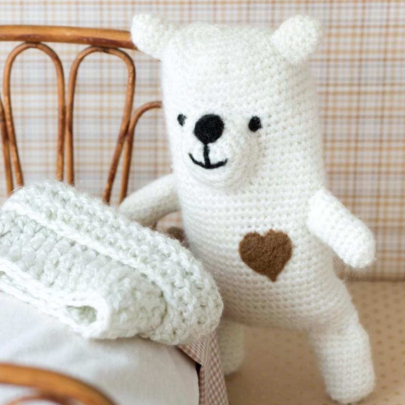 Livre Mes Doudous Au Crochet