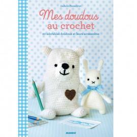 """Livre """"Mes doudous au crochet"""""""