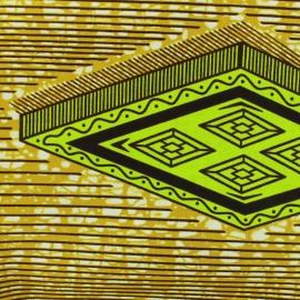 Tissu Wax - Kouakou x 10cm