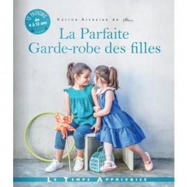 """Livre """"La Parfaite Garde-robe des filles"""""""