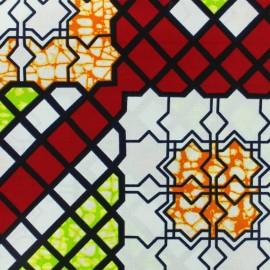 Wax print fabric - Meyya x 10cm