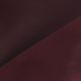 Polyester Canvas Fabric - dark burgundy x 10cm