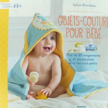 """Livre """"Objets-couture pour bébé"""""""