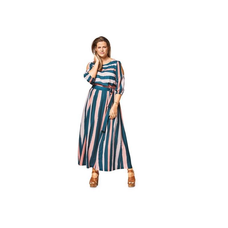 Burda Style Women Sewing Patterns Plus Size Burda N 6449
