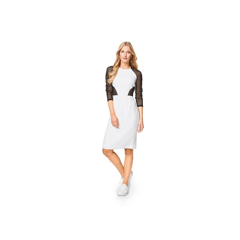 Burda Style Women Dress Sewing Patterns Burda N 6438