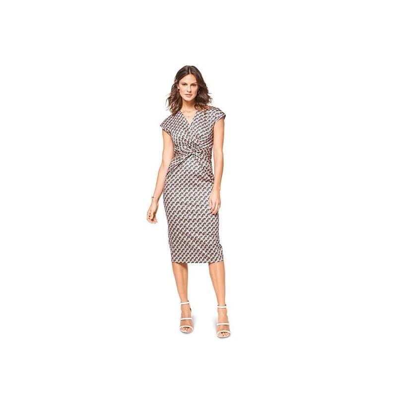 Burda Style Women Dress Sewing Patterns Burda N 6411