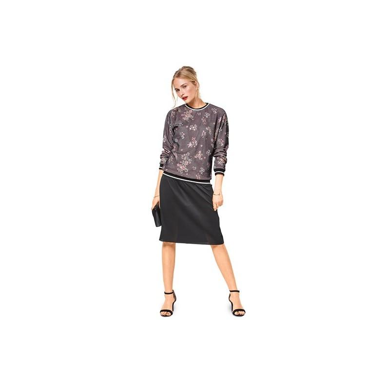 Burda Style Young Women Sweatshirt Sewing Patterns Burda N 6406
