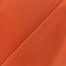 Tissu Lycra épais Fuji - orange x 10cm