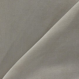 Tissu velours milleraies 200gr/ml beige