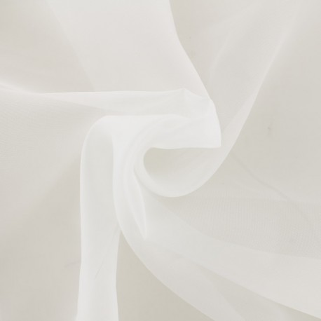 Mediterranee Maison Thevenon Organza Fabric - ivory x 10cm