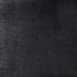Toile de Jute Colors - réglisse x 10cm