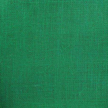 Colors Burlap canvas fabric - mint lemonade x 10cm