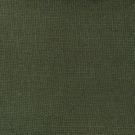 Toile de Jute Colors - olive x 10cm