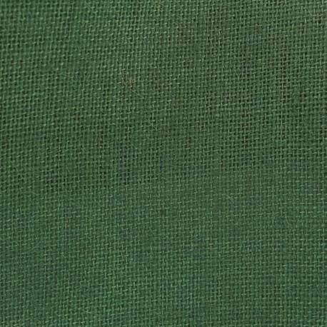 Colors Burlap canvas fabric - sage sirup x 10cm