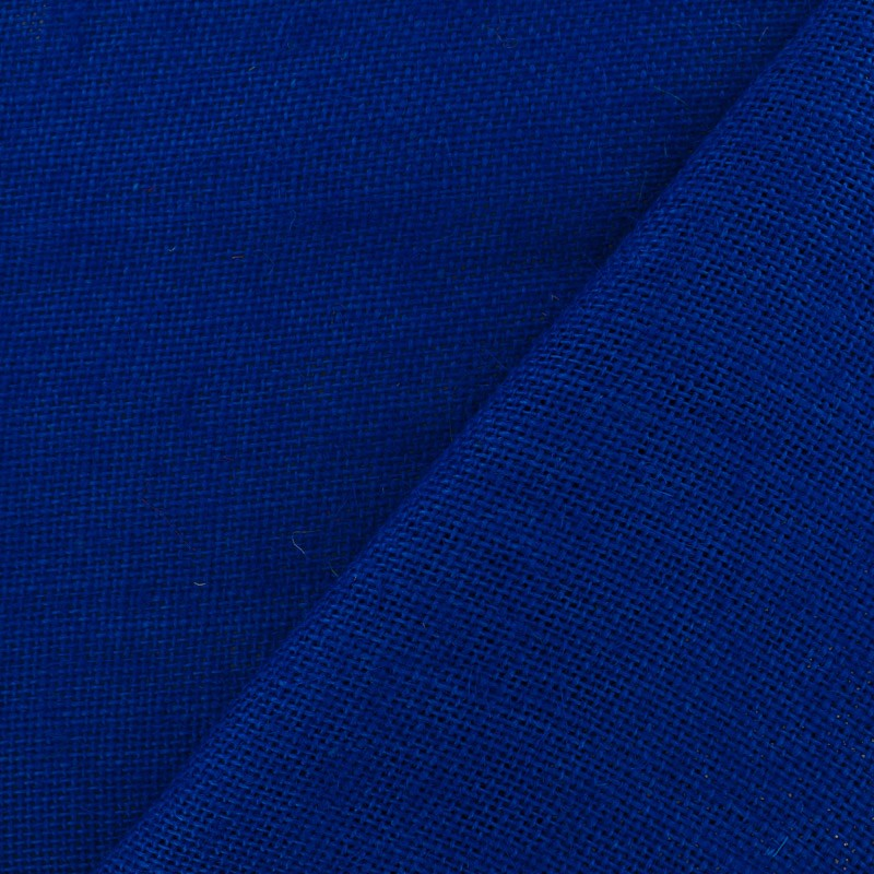 Tissu toile de jute toile de jute colors jacinthe mpm for Toile de jute castorama