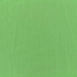 Basic Plain cotton fabric - lime x 10cm