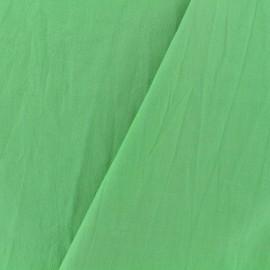 Tissu coton Lavé - tilleul x 10cm