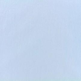 Tissu coton Basic - eau de pluie x 10cm