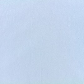 Basic Plain cotton fabric - rain x 10cm