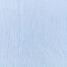 Tissu coton lavé - embruns x 10cm