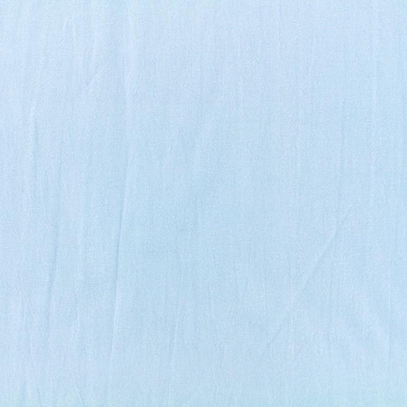 tissu coton lav bleu vague x 10cm. Black Bedroom Furniture Sets. Home Design Ideas