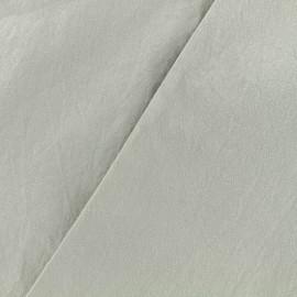 Tissu coton lavé - lin x 10cm