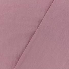 Washed cotton fabric - quartz pink x 10cm