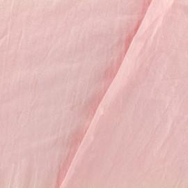 Tissu coton lavé - baby love x 10cm