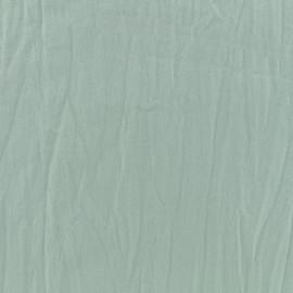 Tissu coton lavé - opaline x 10cm