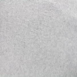 Tissu Bio Polaire Coton - beige x 10cm