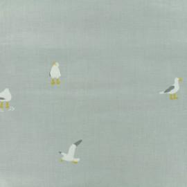 Tissu coton Daily Like - Gull x 10cm