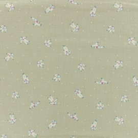 Tissu coton Daily Like - Spacemen x 10cm