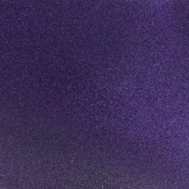 Tissu pailleté Fiesta (69cm) - violet x 10cm