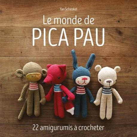 """Livre """"Le monde de Pica Pau"""""""