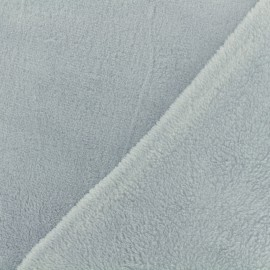 Tissu Oeko-Tex Doudou Uni - paloma x 10cm