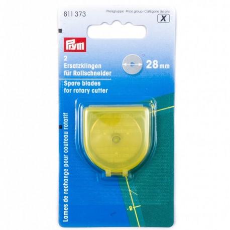 2 Standard blade for rotary cutter 28 mm OLFA-PRYM