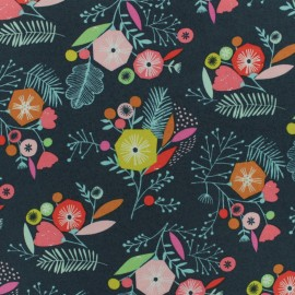 Tissu coton Dashwood Flock - floral x 10cm