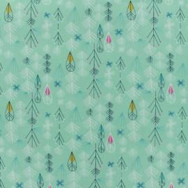 Tissu coton Dashwood Flock - geo x 10cm