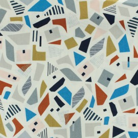 Dashwood cotton fabric New Horizons - Terrazzo x 10cm