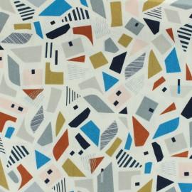 Tissu coton Dashwood New Horizons - terrazzo x 10cm