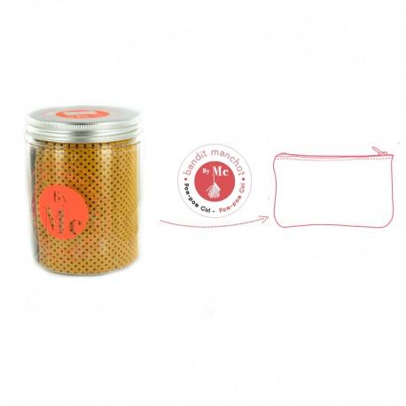 Kit créatif Bandit Manchot By Me - L'ADN de la trousse curry