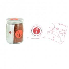 Kit créatif Bandit Manchot By Me - Le Porte-Monnaie Des Familles marron