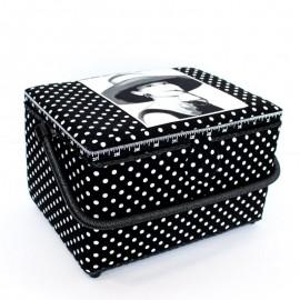 Boîte à couture Audrey Hepburn A Taille L