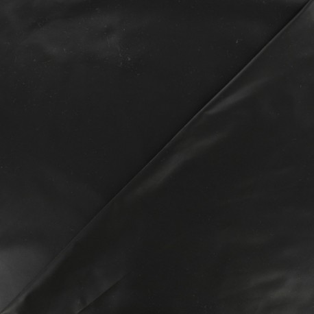 Tissu toile parachute Glossy - taupe x 10cm